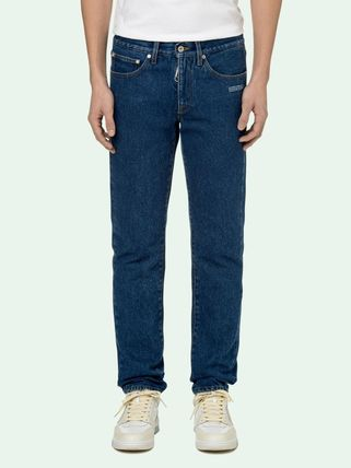 Off-White More Jeans Street Style Jeans 3