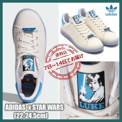 adidas STAN SMITH Collaboration Street Style Kids Girl Sneakers