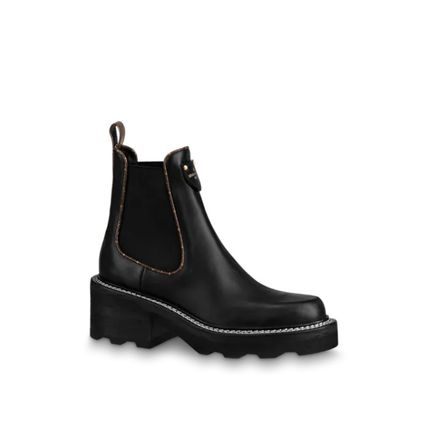 Louis Vuitton Lv Beaubourg Ankle Boot