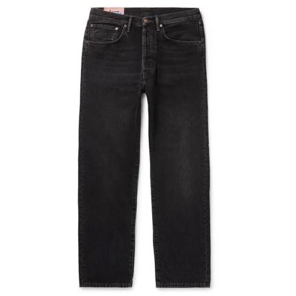 Ance Studios More Jeans Denim Street Style Plain Cotton Jeans 2