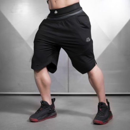 Body Engineers Blended Fabrics Activewear Bottoms