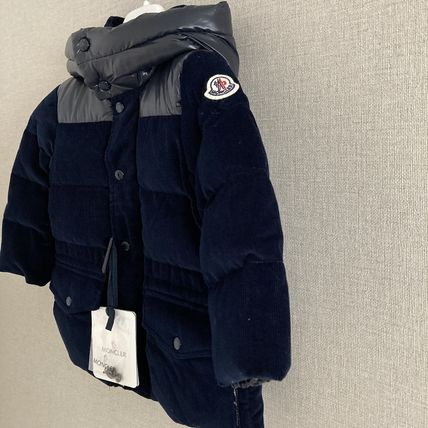 MONCLER Blended Fabrics Baby Boy Outerwear