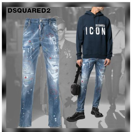 D SQUARED2 More Jeans Denim Cotton Jeans
