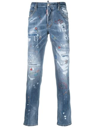 D SQUARED2 More Jeans Denim Cotton Jeans 3