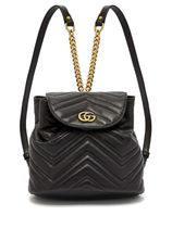 GUCCI Casual Style Logo Backpacks