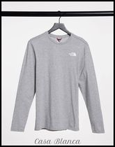 THE NORTH FACE Long Sleeve Crew Neck Long Sleeves Long Sleeve T-shirt Logo Outdoor 11
