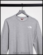 THE NORTH FACE Long Sleeve Crew Neck Long Sleeves Long Sleeve T-shirt Logo Outdoor 12