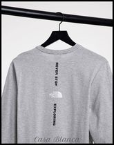 THE NORTH FACE Long Sleeve Crew Neck Long Sleeves Long Sleeve T-shirt Logo Outdoor 13