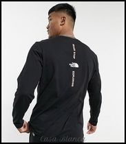 THE NORTH FACE Long Sleeve Crew Neck Long Sleeves Long Sleeve T-shirt Logo Outdoor 5