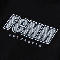 FCMM Sweatshirts Long Sleeves Logo Sweatshirts 5