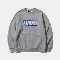FCMM Sweatshirts Long Sleeves Logo Sweatshirts 6