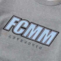 FCMM Sweatshirts Long Sleeves Logo Sweatshirts 8