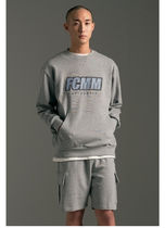 FCMM Sweatshirts Long Sleeves Logo Sweatshirts 9