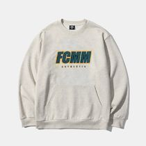 FCMM Sweatshirts Long Sleeves Logo Sweatshirts 10