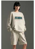 FCMM Sweatshirts Long Sleeves Logo Sweatshirts 13