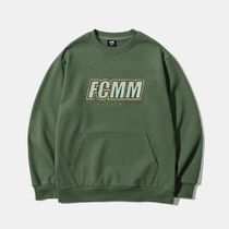 FCMM Sweatshirts Long Sleeves Logo Sweatshirts 14