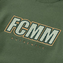 FCMM Sweatshirts Long Sleeves Logo Sweatshirts 16