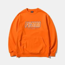 FCMM Sweatshirts Long Sleeves Logo Sweatshirts 18