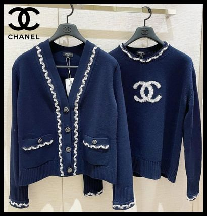 CHANEL Pullover
