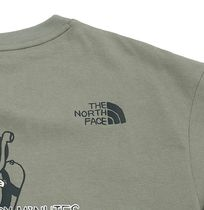 THE NORTH FACE More T-Shirts Unisex Street Style Outdoor Graphic Prints T-Shirts 14
