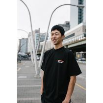 ONLY NY More T-Shirts Street Style Short Sleeves Logo Skater Style T-Shirts 4