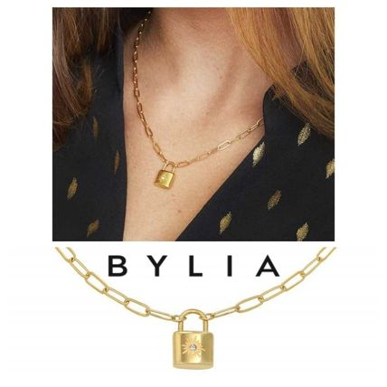 Costume Jewelry Casual Style Street Style Silver 18K Gold