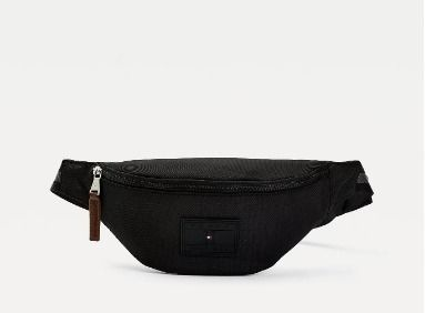 Tommy Hilfiger 2WAY Plain Crossbody Bag Logo Belt Bags