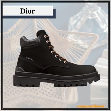 Christian Dior Dior Explorer Ankle Boot