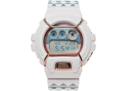 KITH NYC Street Style Collaboration Digital Watches