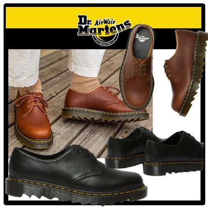 Dr Martens 1461 Street Style Leather Boots