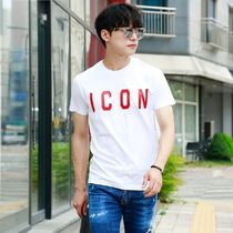 D SQUARED2 More T-Shirts Unisex Street Style Cotton Short Sleeves Logo Luxury 5
