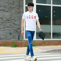 D SQUARED2 More T-Shirts Unisex Street Style Cotton Short Sleeves Logo Luxury 6