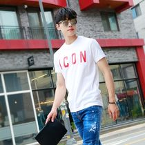 D SQUARED2 More T-Shirts Unisex Street Style Cotton Short Sleeves Logo Luxury 12