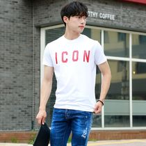 D SQUARED2 More T-Shirts Unisex Street Style Cotton Short Sleeves Logo Luxury 13