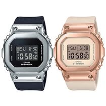 CASIO Casual Style Unisex Street Style Silicon Digital Watches