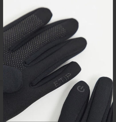 THE NORTH FACE Street Style Logo Touchscreen Gloves