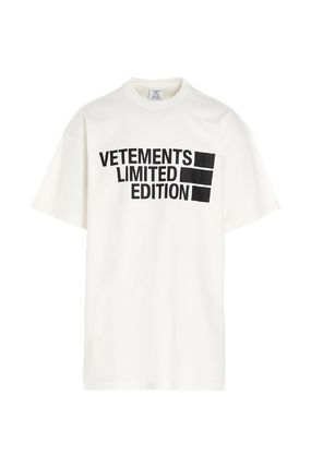 VETEMENTS Street Style T-Shirts
