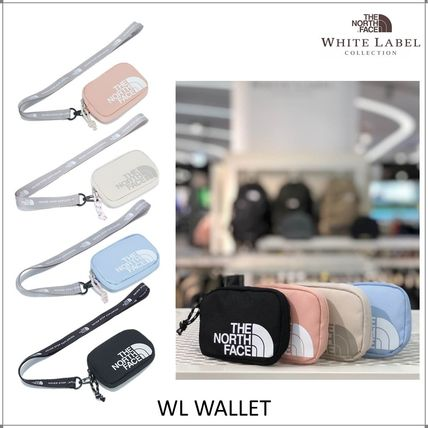 THE NORTH FACE WHITE LABEL Unisex Long Wallets