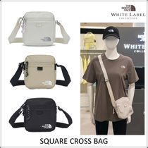 THE NORTH FACE WHITE LABEL Casual Style Unisex Shoulder Bags