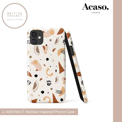 Dots Leopard Patterns Unisex Tie-dye iPhone 8 iPhone 8 Plus