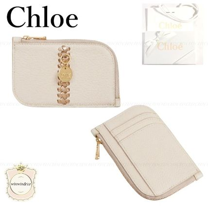 Chloe Leather Coin Cases