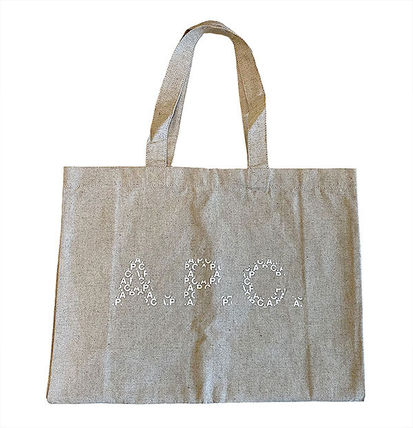 Logo Casual Style A4 Office Style Totes