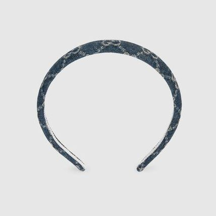 GUCCI Casual Style Street Style Elegant Style Hair Accessories