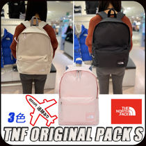 THE NORTH FACE WHITE LABEL Unisex Street Style Logo Backpacks
