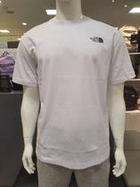 THE NORTH FACE More T-Shirts Unisex Street Style Logo Outdoor T-Shirts 5