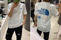 THE NORTH FACE More T-Shirts Unisex Logo Outdoor T-Shirts 4
