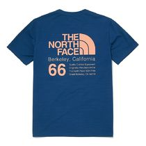 THE NORTH FACE More T-Shirts Unisex Logo Outdoor T-Shirts 19