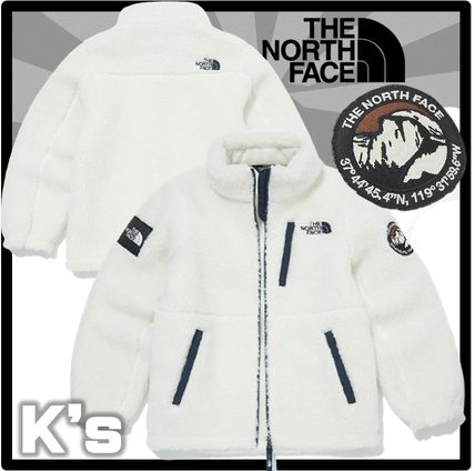 THE NORTH FACE Shearling Kids Girl Outerwear