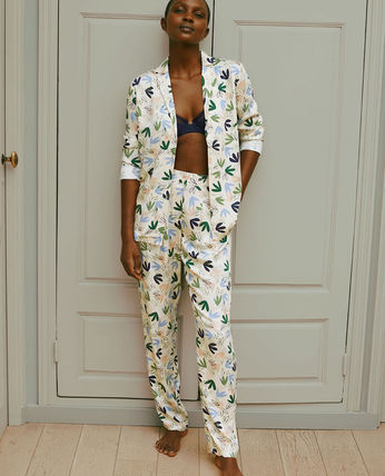 Co-ord Front Button Lounge & Sleepwear