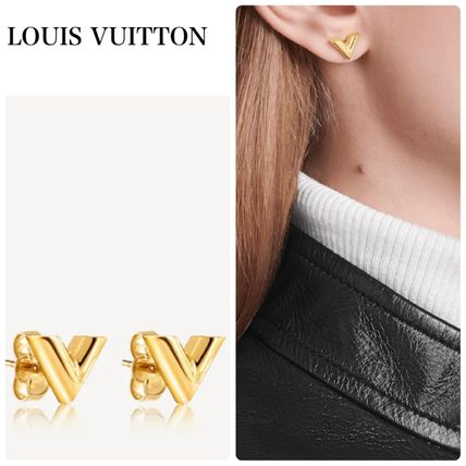 Louis Vuitton V Casual Style Party Style Elegant Style Formal Style